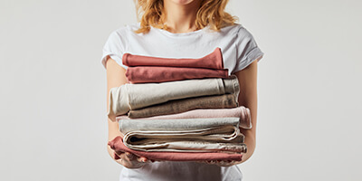 Planos mensais para lavar roupa